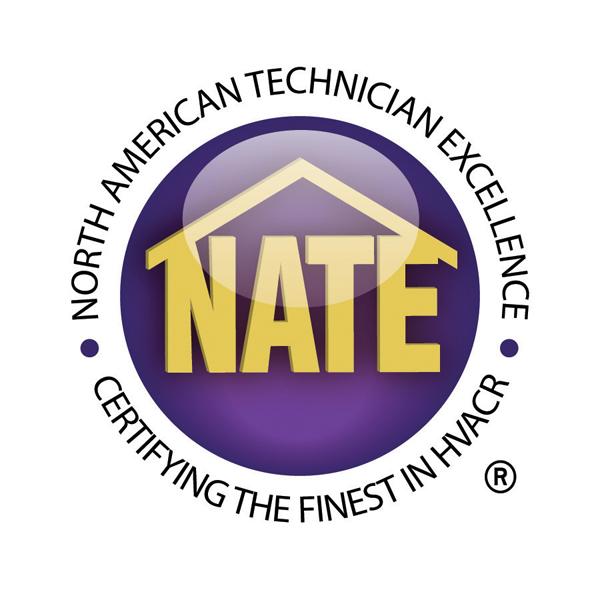 NATE Certified Logo